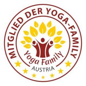 Mitglied der Yoga Familie Austria